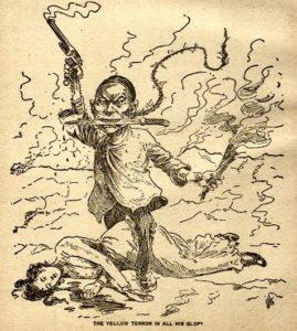 YellowTerror.InallhisGlory.1899.editorialcartoon